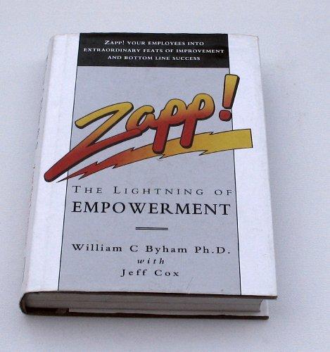 9780091749224: Zapp!: Lightning of Empowerment