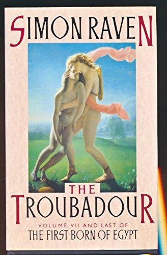 9780091750244: Troubadour [First Born of Egypt]