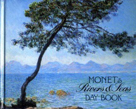 9780091751289: Monet's Rivers and Seas Day Book