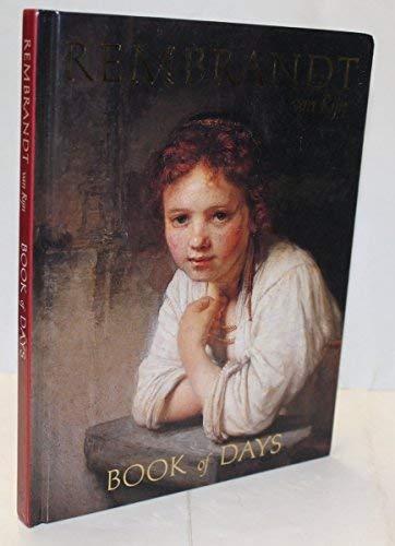 9780091751296: Rembrandt Van Rijn Book of Days