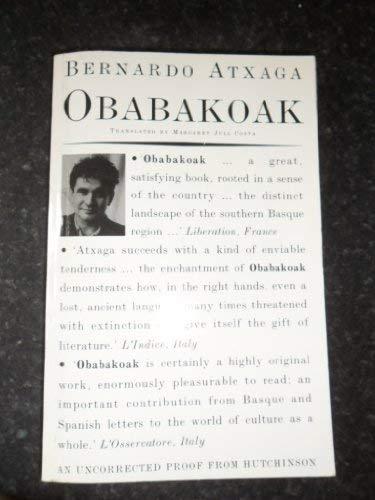 9780091751968: Obabakoak