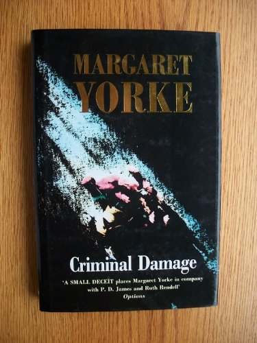 9780091753269: Criminal Damage