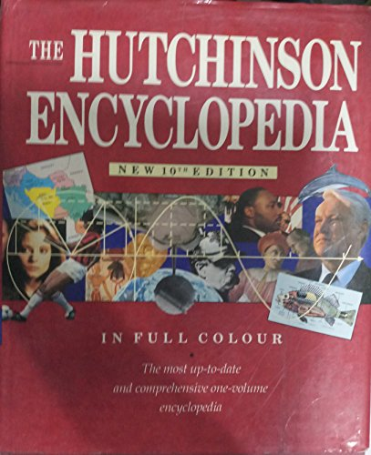 9780091753931: Hutchinson Encyclopedia