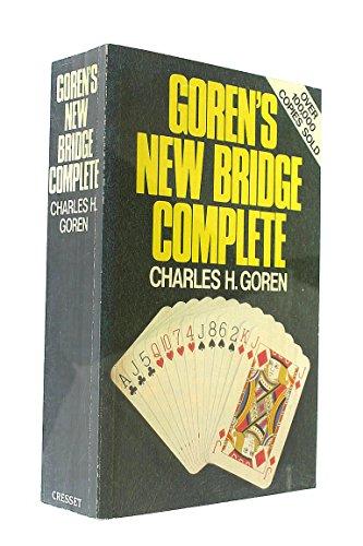 9780091754068: Goren's New Bridge Complete