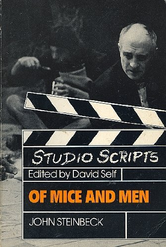 9780091757588: Of Mice and Men (Studio Scripts)