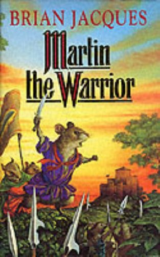 9780091761509: Martin the Warrior: A Tale of Redwall