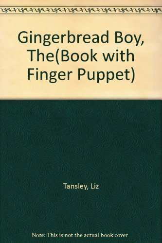 9780091761929: Gingerbread Boy, The(Book with Finger Puppet)