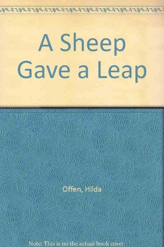 9780091762322: A Sheep Gave a Leap