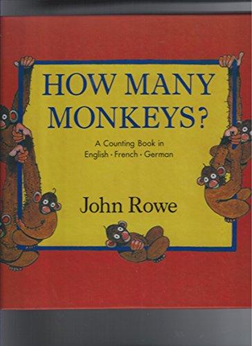 9780091762339: How Many Monkeys?