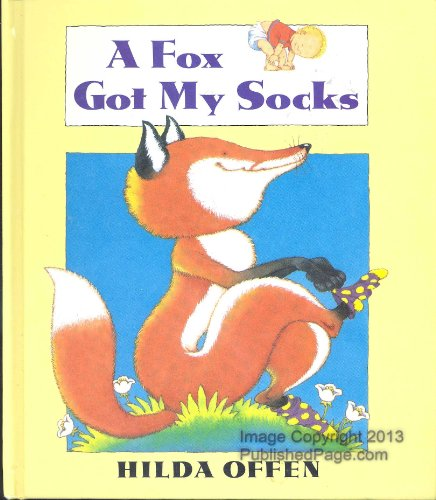 9780091764234: A Fox Got My Socks