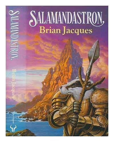 Salamandastron ***SIGNED***: Brian Jacques