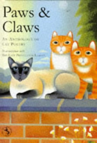 9780091765521: Paws and Claws: Anthology of Cat Poetry