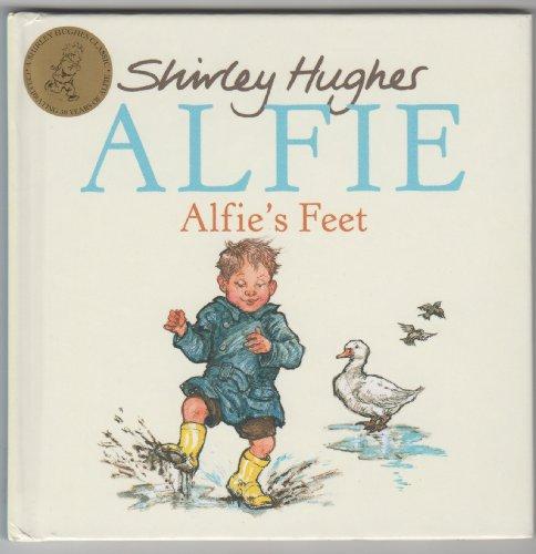 9780091765910: Alfie's Feet