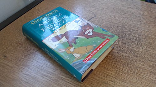 9780091765934: Animals of Farthing Wood Omnibus: