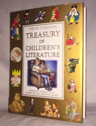 9780091766122: Hutchinson's Illustrated Treasury of Children's Literature