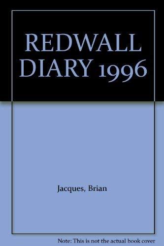 9780091766740: REDWALL DIARY 1996