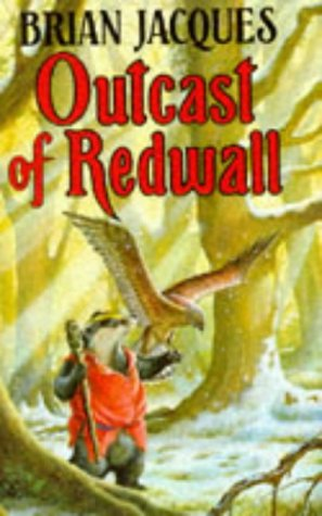 Outcast of Redwall (an author signed first: Brian Jacques