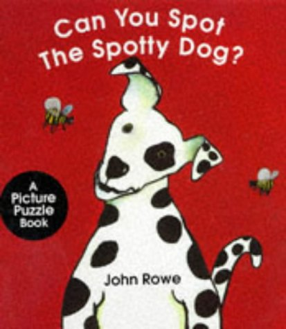 9780091767341: Can You Spot the Spotty Dog? (A picture puzzle book)