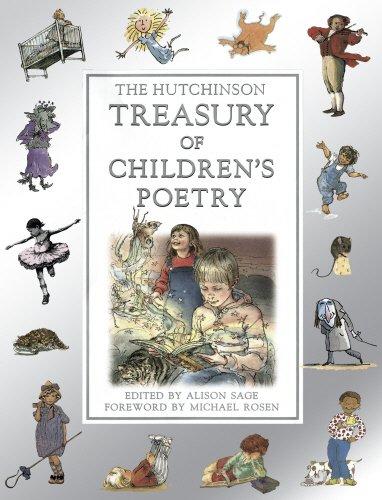 Treasury of Children's Poetry: Nicklin, Madeleine [Ed]