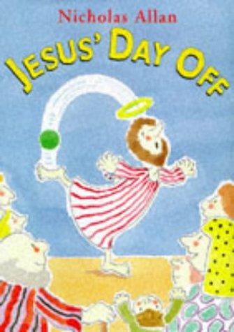 9780091767495: jesus' day off