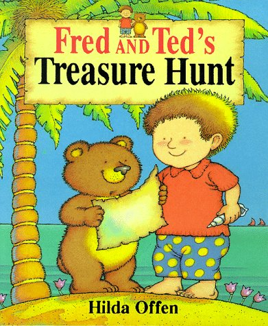 9780091768034: Fred and Ted's Treasure Hunt