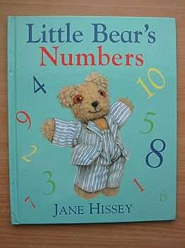 9780091768195: Little Bear's Numbers