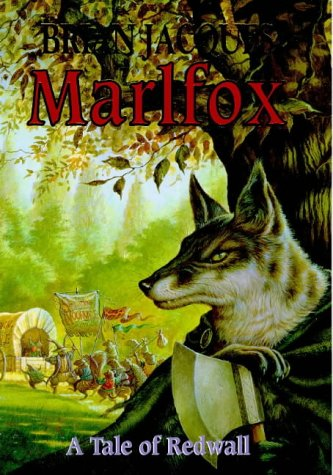 Marlfox: A Tale of Redwall.: Jacques, Brian.