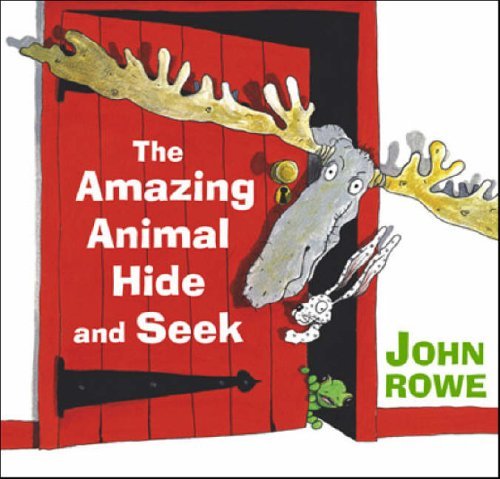 9780091768591: Amazing Animal Hide and Seek