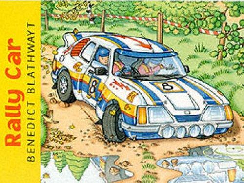 9780091768676: Rally Car