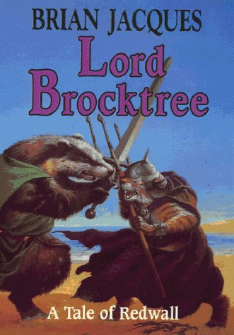 Lord Brocktree SIGNED COPY: Jacques, Brian.: