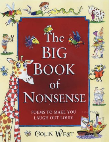 9780091768799: The Big Book of Nonsense: Poems to Make You Laugh Out Loud