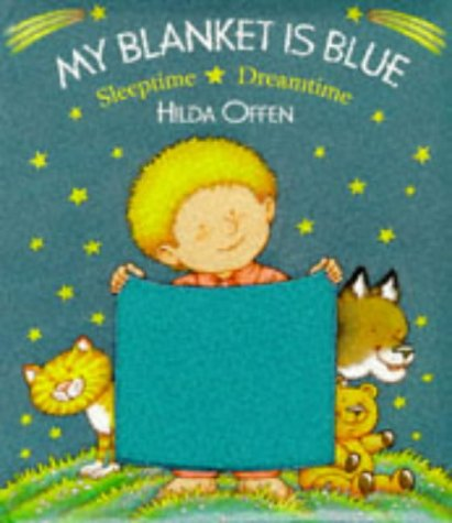9780091768805: My Blanket is Blue