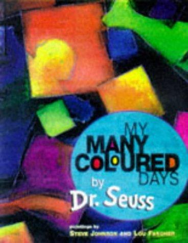 9780091768904: My Many Coloured Days