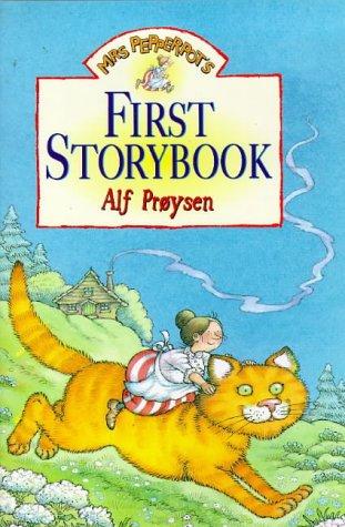 9780091769123: Mrs Pepperpot's first storybook