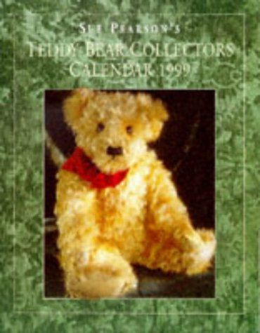 9780091769406: Teddy Bear Collectors Calendar 1999