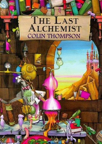 9780091769420: The Last Alchemist