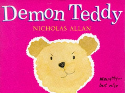 9780091769437: Demon Teddy
