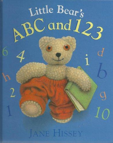 9780091769697: Little Bear's ABC and 123