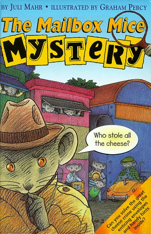 9780091769734: The Mailbox Mice Mystery