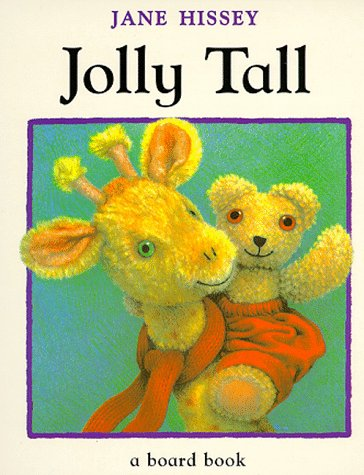 9780091769802: Jolly Tall (Jane Hissey's Old Bear and Friends)