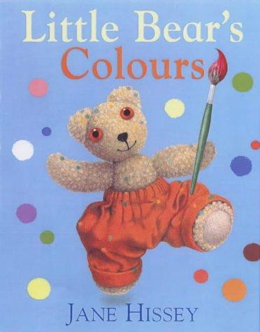 9780091769895: Little Bear's Colours (Old Bear)