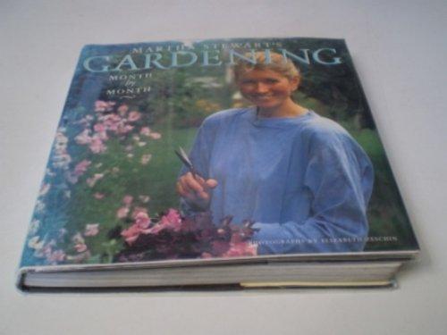 9780091770068: Martha Stewart's Gardening Month by Month