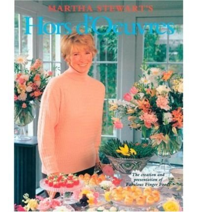 9780091770129: Martha Stewart's Hors d'Oeuvres