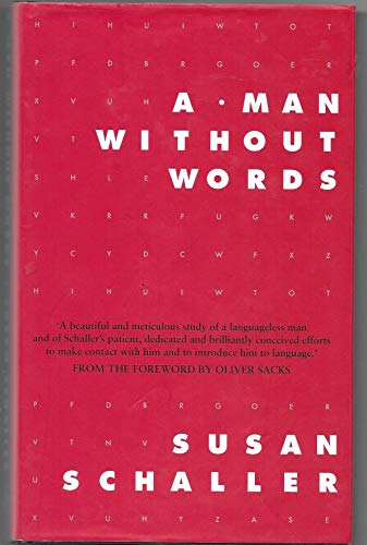 9780091770211: A Man Without Words