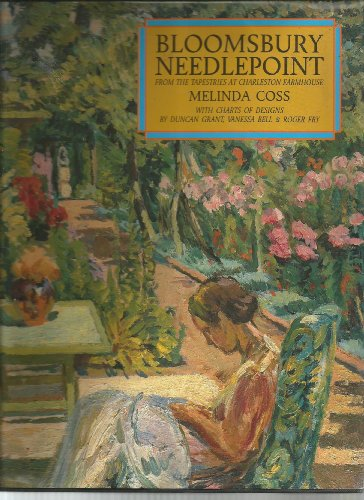 9780091770358: Bloomsbury Needlepoint: From the Tapestries at Charleston Farmhouse