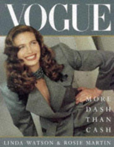 9780091770372: Vogue : More Dash Than Cash
