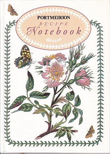 9780091770716: Portmeirion Recipe Notebook