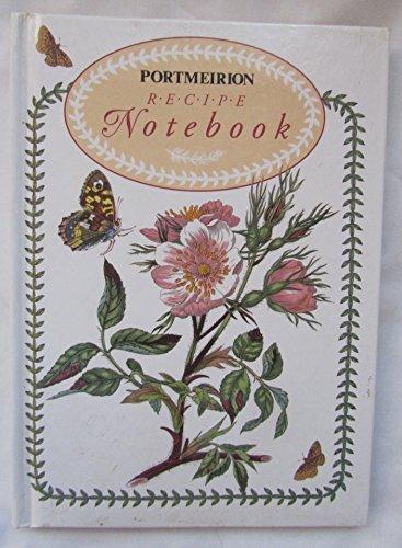 9780091770716: Portmeirion Recipe Noteb
