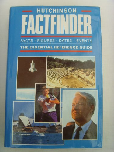 9780091771294: Hutchinson Factfinder