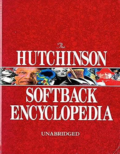 9780091771348: The Hutchinson Softback Encyclopedia